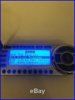 Sirius ST2 Starmate2 Satellite Radio Receiver with Lifetime Subscription with Stern