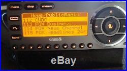 Sirius ST3 Satellite Radio Receiver LIFETIME SUBSCRIPTION GUARANTEED