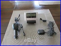 Sirius ST3 Satellite Radio with SUBX2 Boom Box