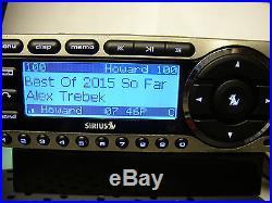 Sirius ST4 Satellite Radio With Car Kit Lifetime Activated Guaranteed++