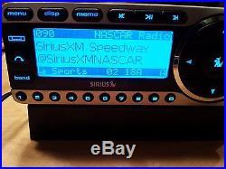 Sirius ST4 Starmate 4 XM Satellite Radio Receiver with Lifetime Subscription