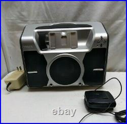 Sirius ST- B2 Boom Box Directed Electronics Speaker Aux System