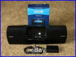 Sirius SUBX2R and Stratus 5 with Car Kit