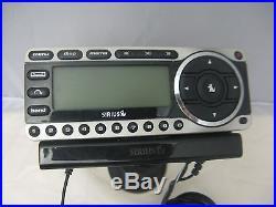 Sirius SUPV1 Satellite Radio Lifetime Subscription Car Kit Cradle