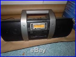 Sirius SV3R Receiver in SUBX1R Boombox with Lifetime Subscription