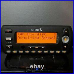 Sirius SV4 Lifetime Subscription withHoward Stern 100/101 Plus Home Dock-Tested