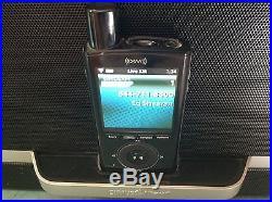 Sirius SXABB1 Boombox XM Portable Satellite Radio With xmp3 xpmp3h1 xmp3i receiver