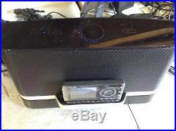 Sirius SXABB1 Boombox XM Portable Satellite Radio + starmate 8 ST8 receiver call