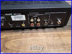 Sirius Satellite Radio SR-H2000 Satellite Radio Tuner EXCELLENT CONDITION