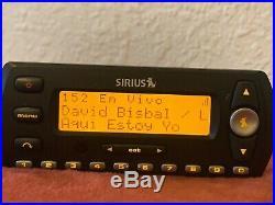 Sirius Satellite Radio SV2 Lifetime Subscription It works very well