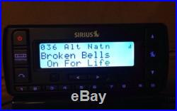Sirius Satellite Radio Stratus 5 with Active Subscription (Very Good, Tested)