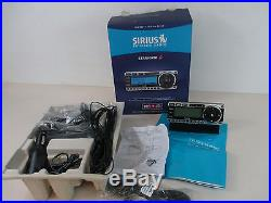 Sirius Satellite Radio for Car & Home Starmate 4 Kit in Box ST4-TK1