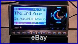 Sirius Sporster 4 Radio with Home Kit (LIFETIME SUBSCRIPTION) (Has Howard Stern)