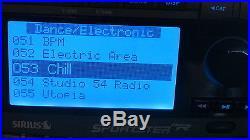 Sirius Sporster SP-R2 Satellite Radio Activated Active