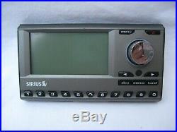 Sirius Sportster 3 Satellite Radio receiver & Car kit with LIFETIME subscription