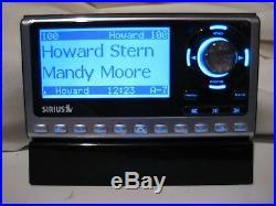 Sirius Sportster 4 Satellite Radio receiver & Car kit with LIFETIME subscription
