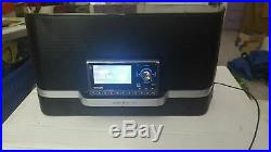 Sirius Sportster 5 SP5TK1C, SXABB1 Speakers, Car Kit LIFETIME SUBSCRIPTION