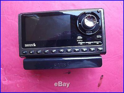 Sirius Sportster 5 SP5 Satellite Radio Receiver PowerConnect W/ Vehicle Kit