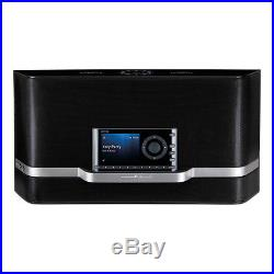 Sirius Sportster 5 SP5-TK1 Boombox Portable Speaker Dock Remote, Antenna, Charger