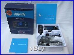 Sirius Sportster 5 Satellite Radio with LIFETIME subscription & vehicle kit