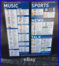 Sirius Sportster Replay SP-TK2/SP-R2 Satellite Radio New