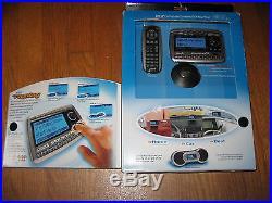 Sirius Sportster Replay Satellite Portable Radio Receiver Car Kit (SP-TK2)