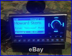Sirius Sportster SP4 LIFETIME SUBSCRIPTION WithCar Kit