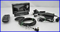 Sirius Sportster SP5 Satellite Radio Possible Subscription with Accessories
