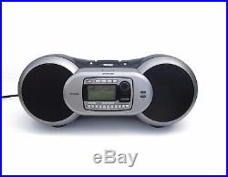 Sirius Sportster SP-R1 Radio with SP-B1 Boombox Active Subscription