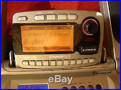 Sirius Sportster SP-R1 Satellite Radio withExec Kit Lifetime Activated Guaranteed+