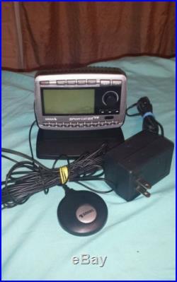 Sirius Sportster SP-R2 Satellite Radio Receiver (ACTIVATED)