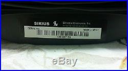 Sirius Sportster SP-R2 Satellite Radio Receiver with LIFETIME Subscription
