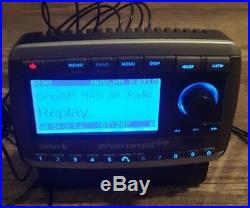 Sirius Sportster SP-R2 Satellite Radio with POSSIBLE LIFETIME subscription. Read