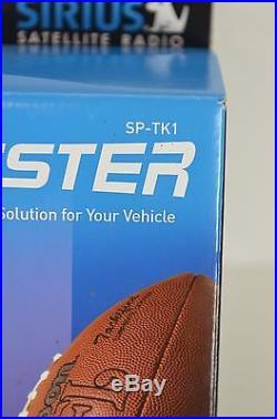 Sirius Sportster SP-TK1 For Sirius Car & Home Satellite Radio Receiver