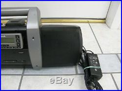 Sirius Sportster SV3R & Subx1r Boombox Possible Lifetime Subscription + Stern