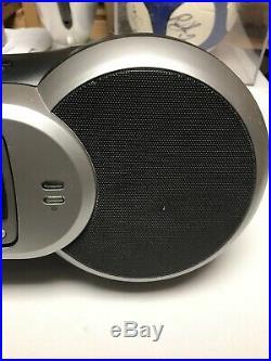 Sirius Sportster XM Satellite Radio SP-R1 and SP-B1 Boombox Dock