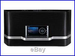 Sirius Starmate 3 Radio + Boombox Portable Speaker Dock charger, Antenna, Remote