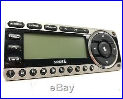 Sirius Starmate 4 ACTIVE ST4 Radio POSSIBLE LIFETIME SUBSCRIPTION + New Home Kit