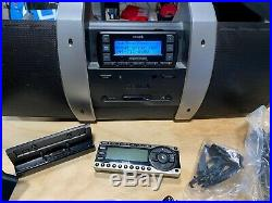 Sirius Starmate 4 ST4 Radio, Stratus 6, SUBX1 and Accessories with Remote