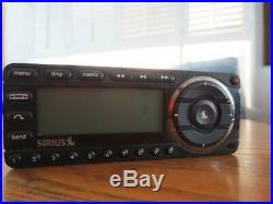 Sirius Starmate 5 ST5 Satellite Radio -ACTIVE SUBSCRIPTION