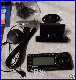 Sirius Starmate 5 ST5 Satellite Radio Receiver Car / Home Kit withAntenna NR