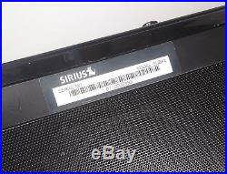 Sirius Starmate 5 Satellite Radio With LIFETIME Subscription& Portable Dock SUBX2