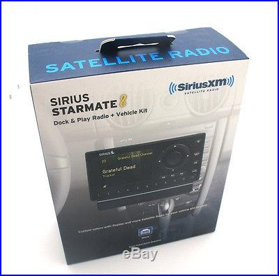 Sirius Starmate 8 For SiriusXM Satellite Radio Receiver SST8V1