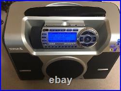 Sirius Starmate R Satellite Radio ST2 Boombox ST-B2 Receiver (FREE SHIPPING)