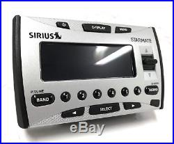 satellite radio systems sirius starmate st1 active radio w rh satelliteradiosystems org Sirius Boombox Sirius Starmate 7 Review