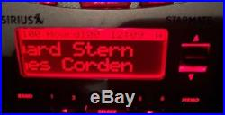 Sirius Starmate ST1 Satellite Radio LIFETIME SUBSCRIPTION