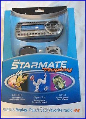 Sirius Starmate ST2 For Sirius Car & Home Satellite Radio Receiver