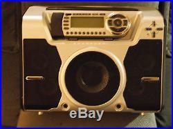 Sirius Starmate ST2 Satellite Radio Receiver + Starmate Replay Boombox