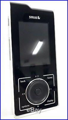 Sirius Stiletto 100 Radio + Portable Set SL100 w ACTIVE LIFETIME SUBSCRIPTION XM