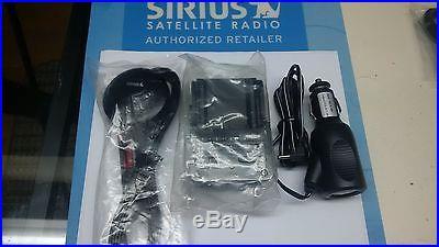 Sirius Stiletto 10 / 100 (SL10, SL100) SLV1 Car Vehicle Kit Genuine Sirius